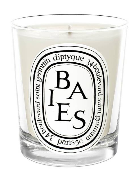 Diptyque Scented Candle Baies